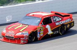 NASCAR Sprint Cup Series: Jamie McMurray marca a pole-position em Darlington