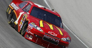 NASCAR Sprint Cup Series: Jamie McMurray marca a pole em Chicago