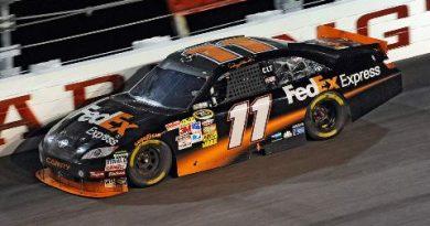 NASCAR Sprint Cup Series: Denny Hamlin tem final de semana perfeito em Darlington