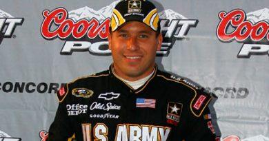 NASCAR Sprint Cup Series: Ryan Newman sai na pole para a Coca-Cola 600