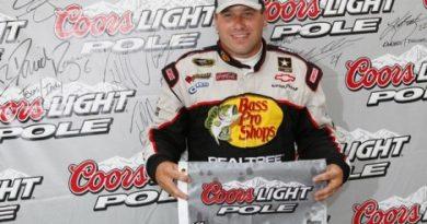 NASCAR Sprint Cup Series: Ryan Newman marca a pole em Bristol