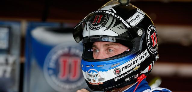 NASCAR Sprint Cup Series: Chuva cancela treino classificatório em Kentucky