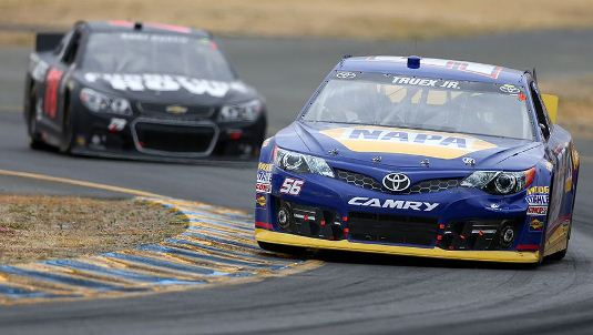 NASCAR Sprint Cup Series: Martin Truex Jr. vence em Sonoma
