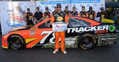 NASCAR Sprint Cup Series: Martin Truex Jr. marca a pole em Talladega