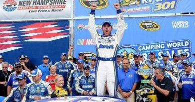 NASCAR Sprint Cup Series: Brian Vickers encerra jejum de quatro anos