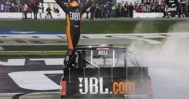 NASCAR Camping World Truck Series: Chistopher Bell domina etapa de Atlanta