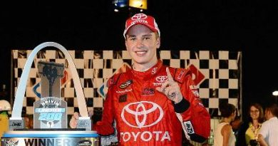 NASCAR Truck Series: Christopher Bell vence no Gateway Motorsports Park