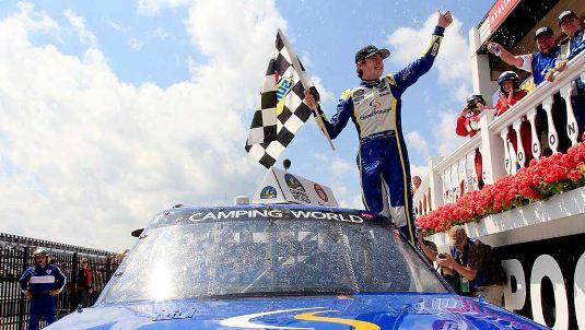 NASCAR Truck Series: Ryan Blaney vence em Pocono. Miguel Paludo é 2º