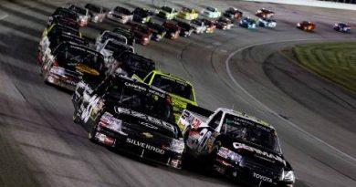 NASCAR Camping Truck Series: Todd Bodine vence em Kentucky