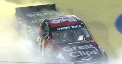 NASCAR Truck Series: Cale Gale vence em Homestead. James Buescher é o Campeão de 2012