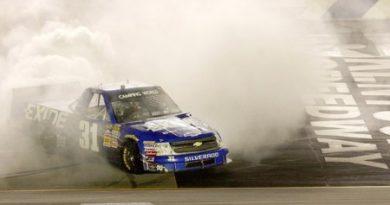 NASCAR Truck Series: Timothy Peters assume a liderança do campeonato