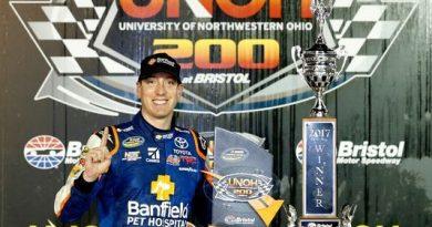 NASCAR Camping World Truck Series: Kyle Busch vence em Bristol