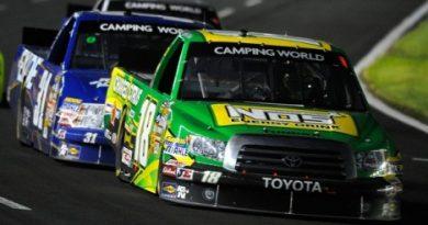 NASCAR Truck Series: Kyle Busch vence em Charlotte