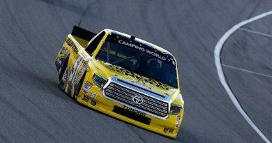 NASCAR Truck Series: Kyle Busch vence em Chicago