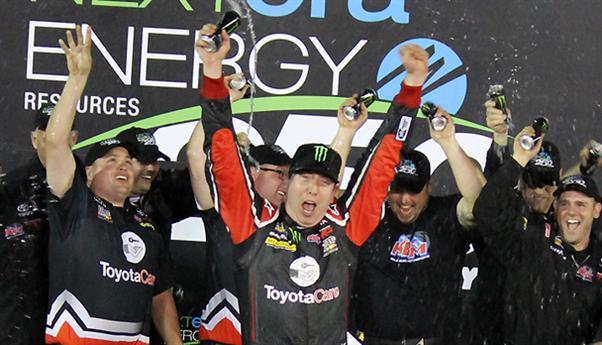NASCAR Truck Series: Kyle Busch vence em Daytona