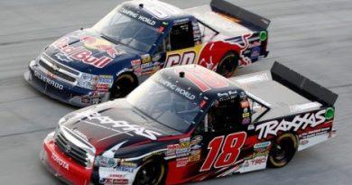 NASCAR Truck Series: Kyle Busch vence em Dover