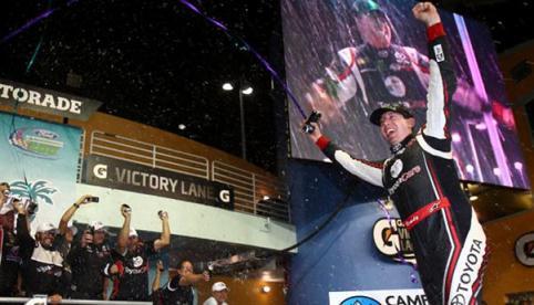 NASCAR Truck Series: Kyle Busch vence em Homestead. Matt Crafton é o campeão de 2013