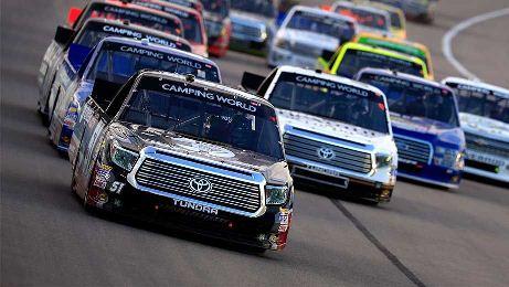 NASCAR Truck Series: Kyle Busch vence no Kansas