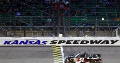 NASCAR Camping World Truck Series: Kyle Busch vence no Kansas