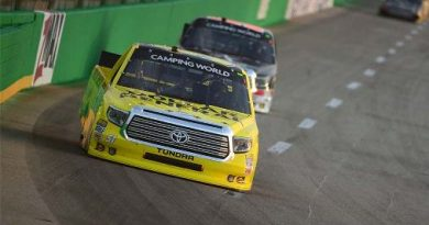 NASCAR Truck Series: Kyle Busch vence em Kentucky