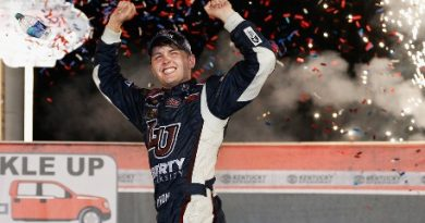 NASCAR Truck Series: William Byron vence em Kentucky