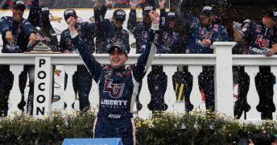 NASCAR Truck Series: William Byron vence pela quinta vez