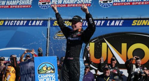 NASCAR Camping World Truck Series: Christopher Bell vence em New Hampshire