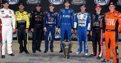 NASCAR Truck Series: Kyle Busch vence em Chicagoland. Definido os oito do Chase