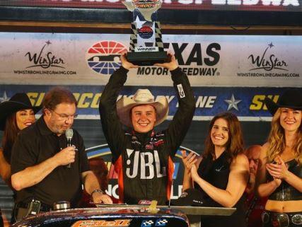 NASCAR Truck Series: Christopher Bell vence no Texas