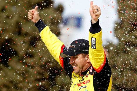 NASCAR Truck Series: Matt Crafton vence no Kansas