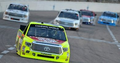 NASCAR Truck Series: Matt Crafton vence no Texas