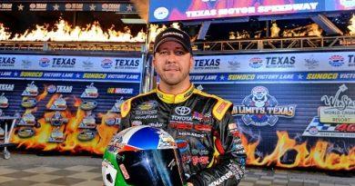 NASCAR Truck Series: Matt Crafton vence no Texas