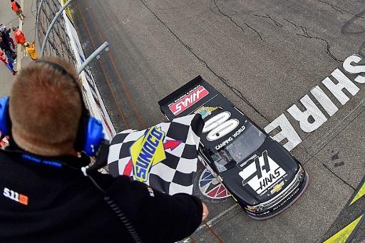 NASCAR Truck Series: Cole Custer vence pela primeira vez