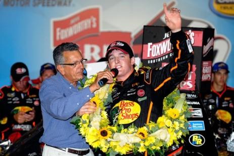 NASCAR Truck Series: Em Atlanta, Ty Dillon vence pela primeira vez