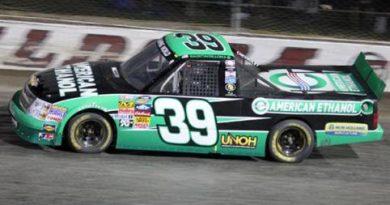 NASCAR Truck Series: Austin Dillon vence no Eldora Speedway