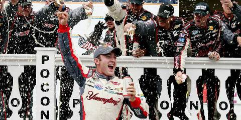 NASCAR Truck Series: Austin Dillon vence em Pocono