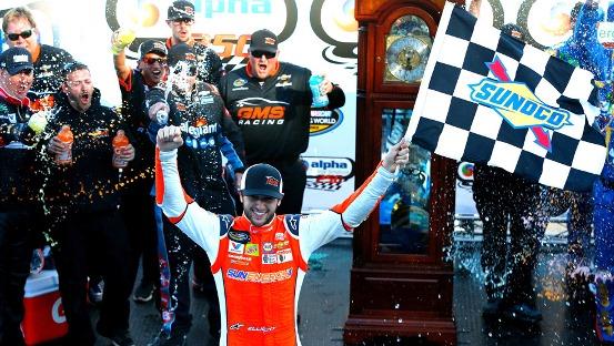 NASCAR Camping World Truck Series: Chase Elliot vence em Martinville