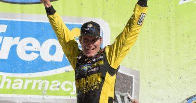 NASCAR Truck Series: Grant Enfinger vence em Talladega