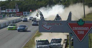 NASCAR Truck Series: Final polêmico no Canadian Tire Motorsports Park