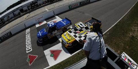 NASCAR Truck Series: Ryan Blaney vence no Canadá