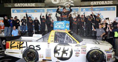 NASCAR Camping World Truck Series: Kaz Grala vence abertura da temporada em Daytona