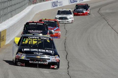 NASCAR Camping World Truck Series: Kevin Harvick vence em Atlanta