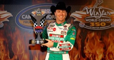 NASCAR Truck Series: Kevin Harvick vence no Texas