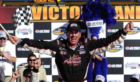NASCAR Truck Series: Ron Hornaday vence no Texas