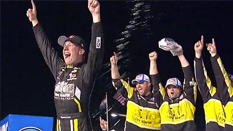 NASCAR Camping World Truck Series: John Hunter Nemechek vence em Gateway