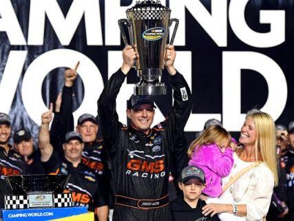 NASCAR Truck Series: Johnny Sauter é o Campeão de 2016