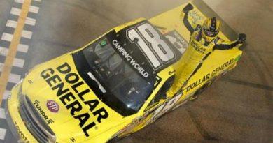NASCAR Truck Series: Kyle Busch vence em Phoenix