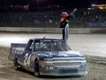NASCAR Truck Series: Kyle Larson vence em Eldora