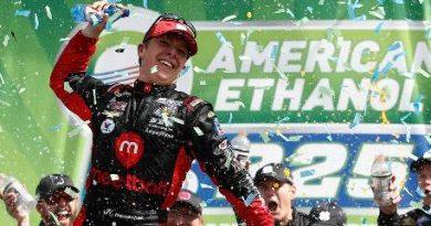 NASCAR Truck Series: John Hunter Nemechek vence pela primeira vez