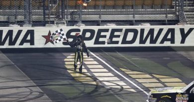 NASCAR Camping World Truck Series: John Hunter Nemechek vence pela segunda vez consecutiva
